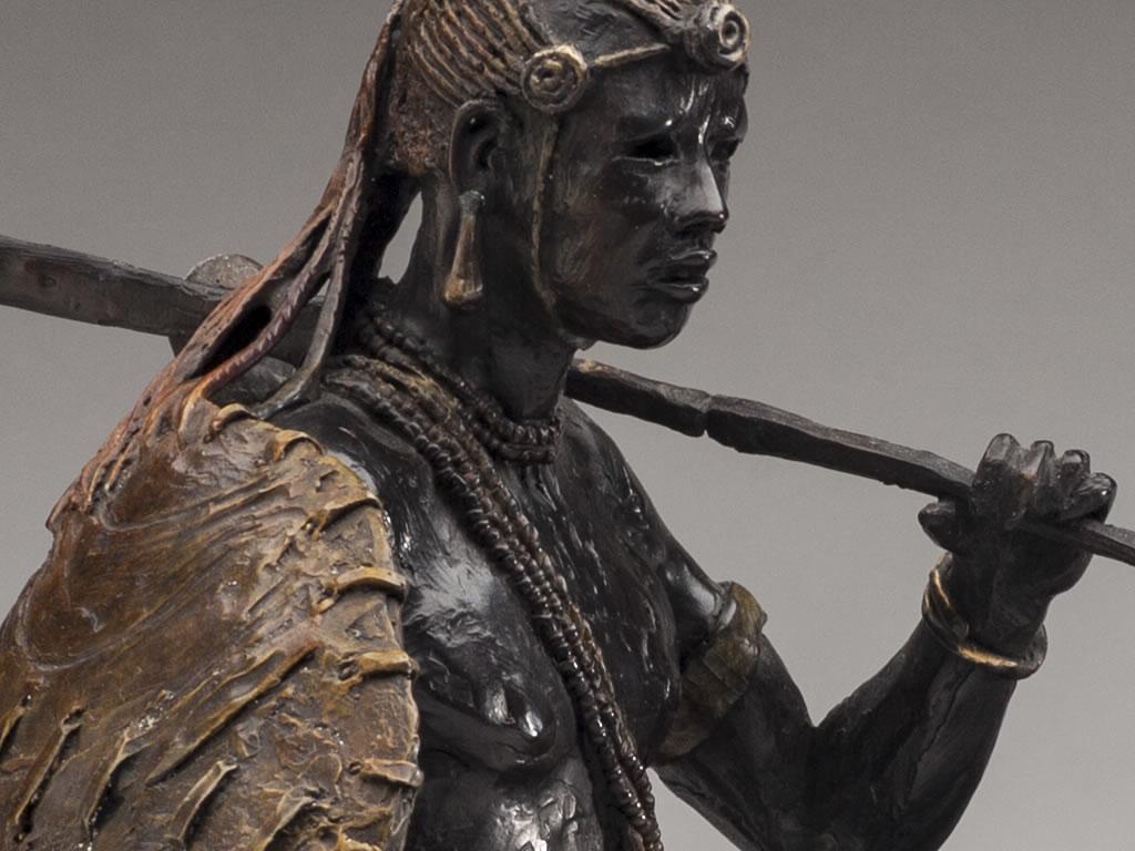 People sculptures