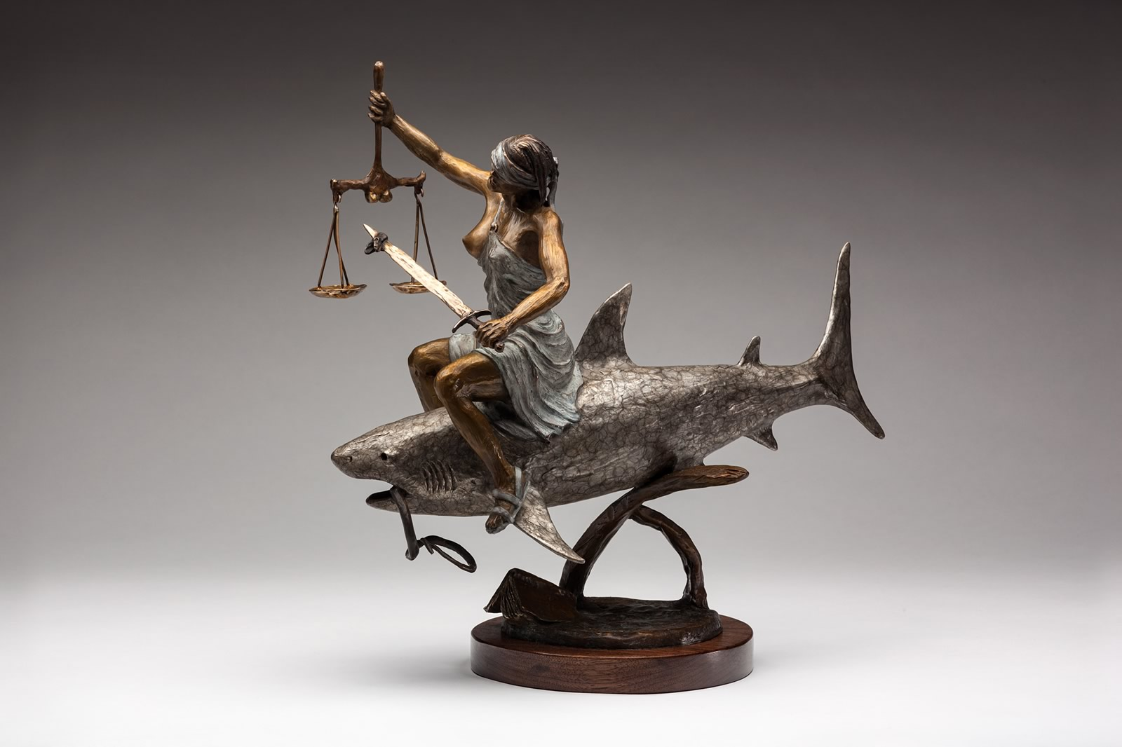 Lady Justice view 3